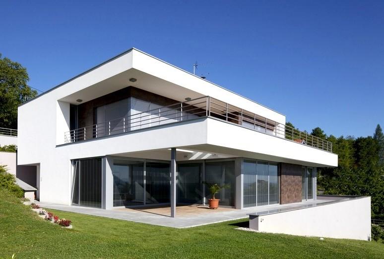 104 progetti ville bifamiliari moderne casa in legno